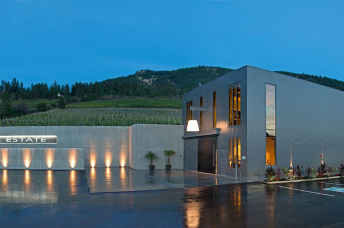 Winery Production Building