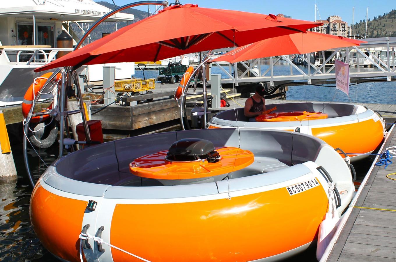 Maeg's BBQ Boats Image 4