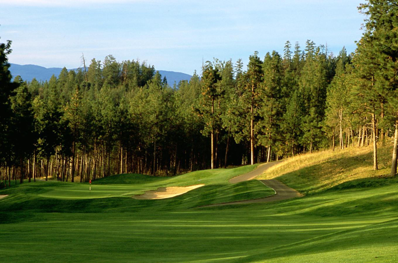 Okanagan Golf Club - The Quail Header 3