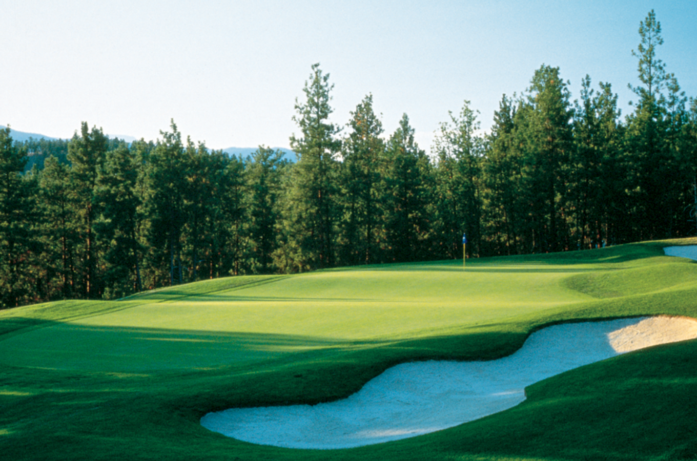 Okanagan Golf Club - The Quail Header 1