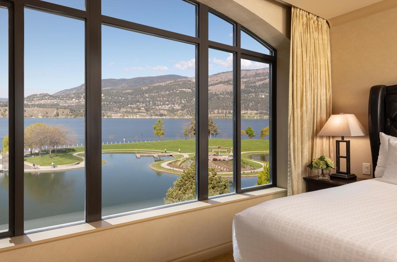Views of Okanagan Lake