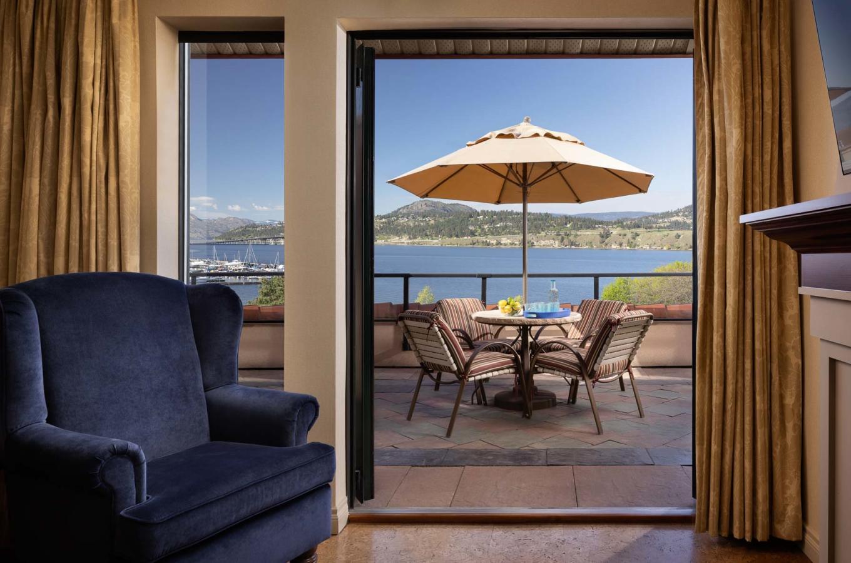 Guest Suite Balcony