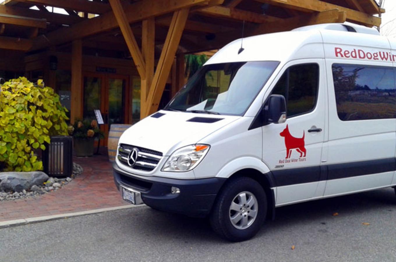 Tour Van
