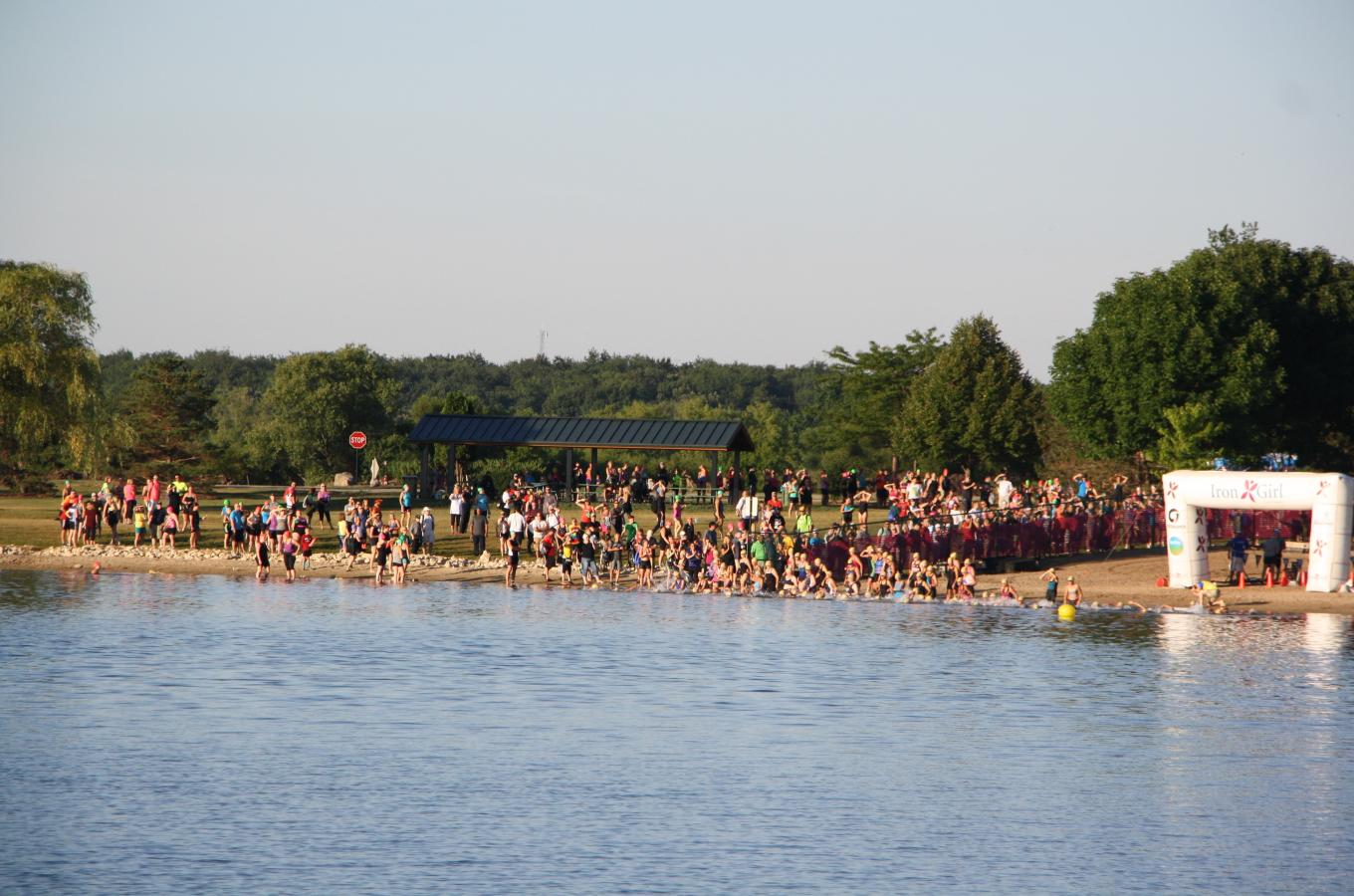 2016 open water swimming V Pic
