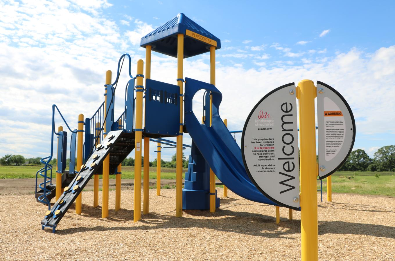 2017 Ingram Park Play Equipment