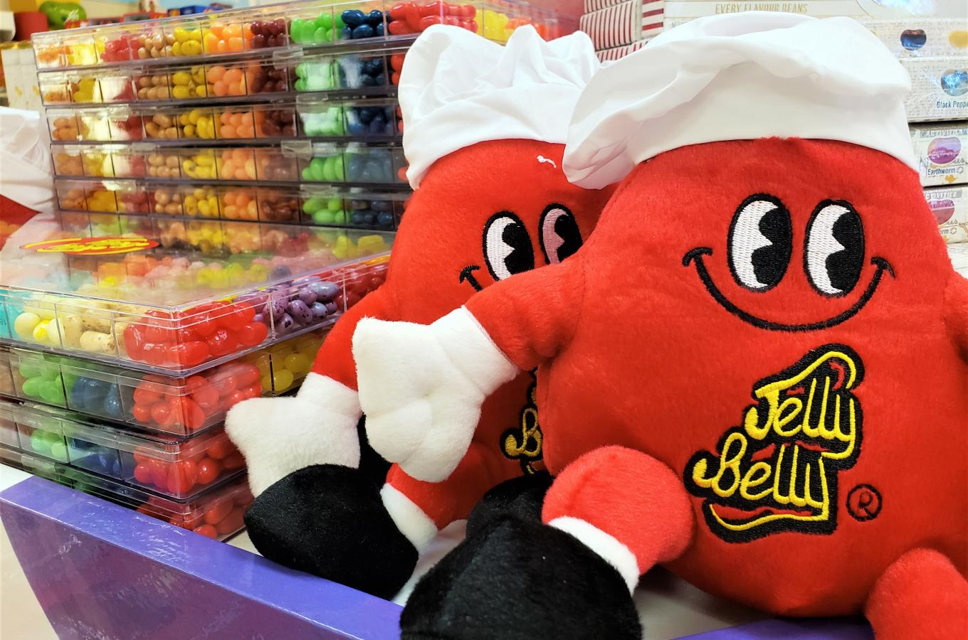 2019-06-05 Jelly Belly stuffies