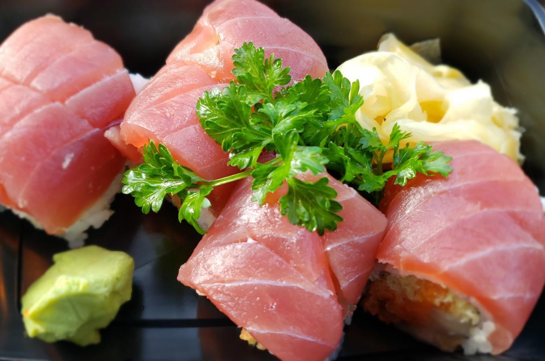 2021 Fresh Honada Sushi Roll