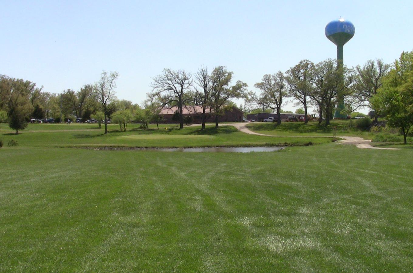 Big Oaks Course with PP Water Tower