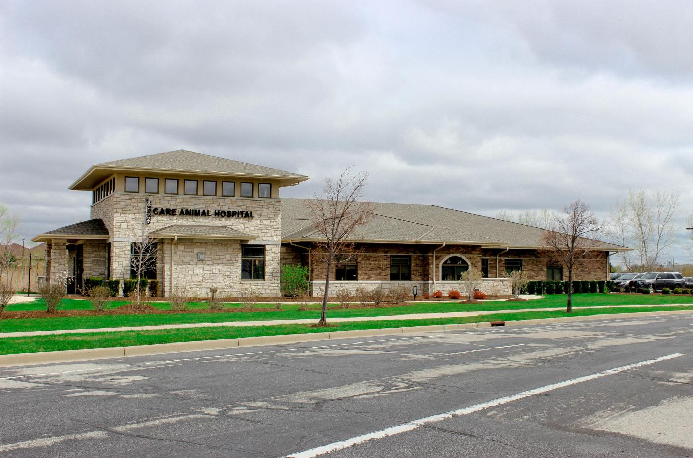 Care Animal Hospital Building