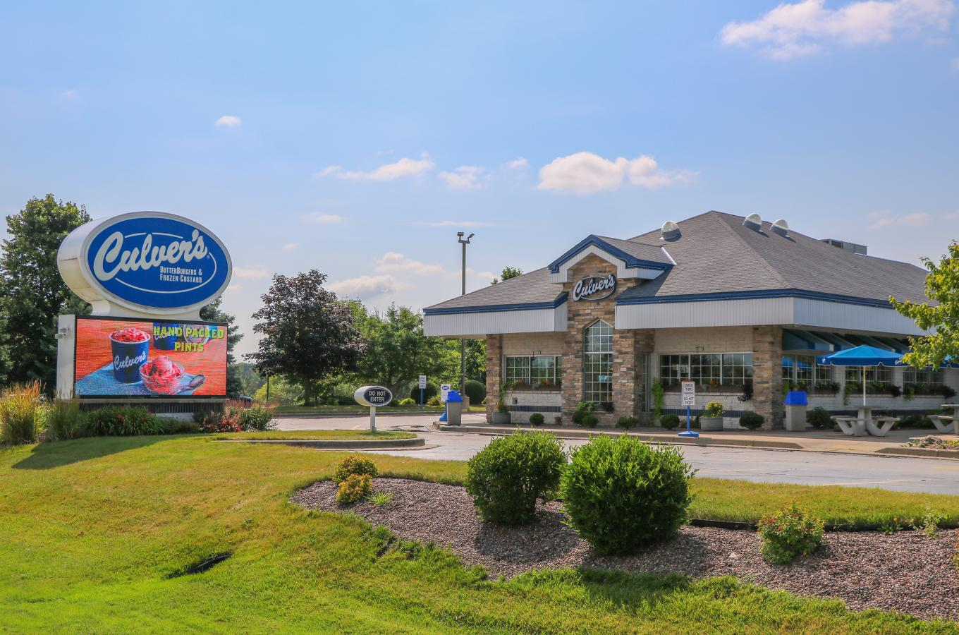 Culver's Storefront