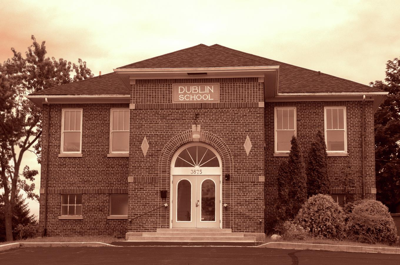Historic Dublin School—Home of the Pleasant Prairie History Museum (opening August 2020)