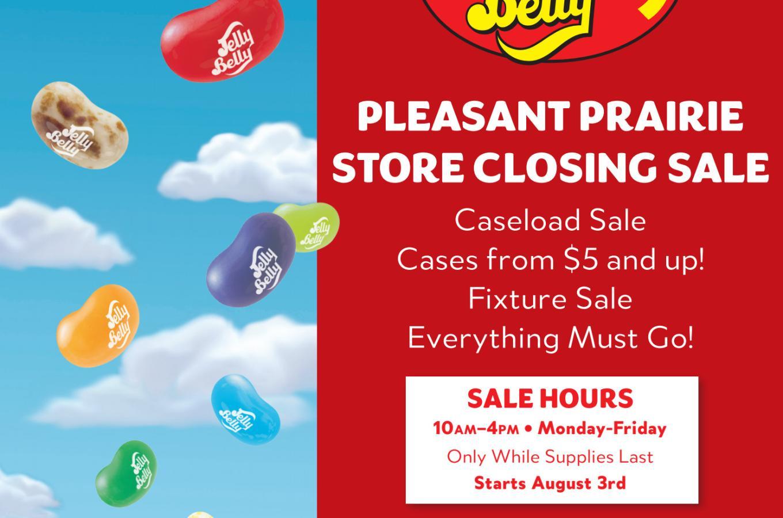 Closeout Sale Ad
