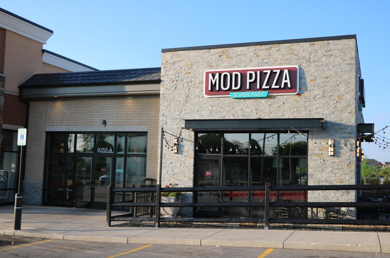 Mod Pizza V PIc