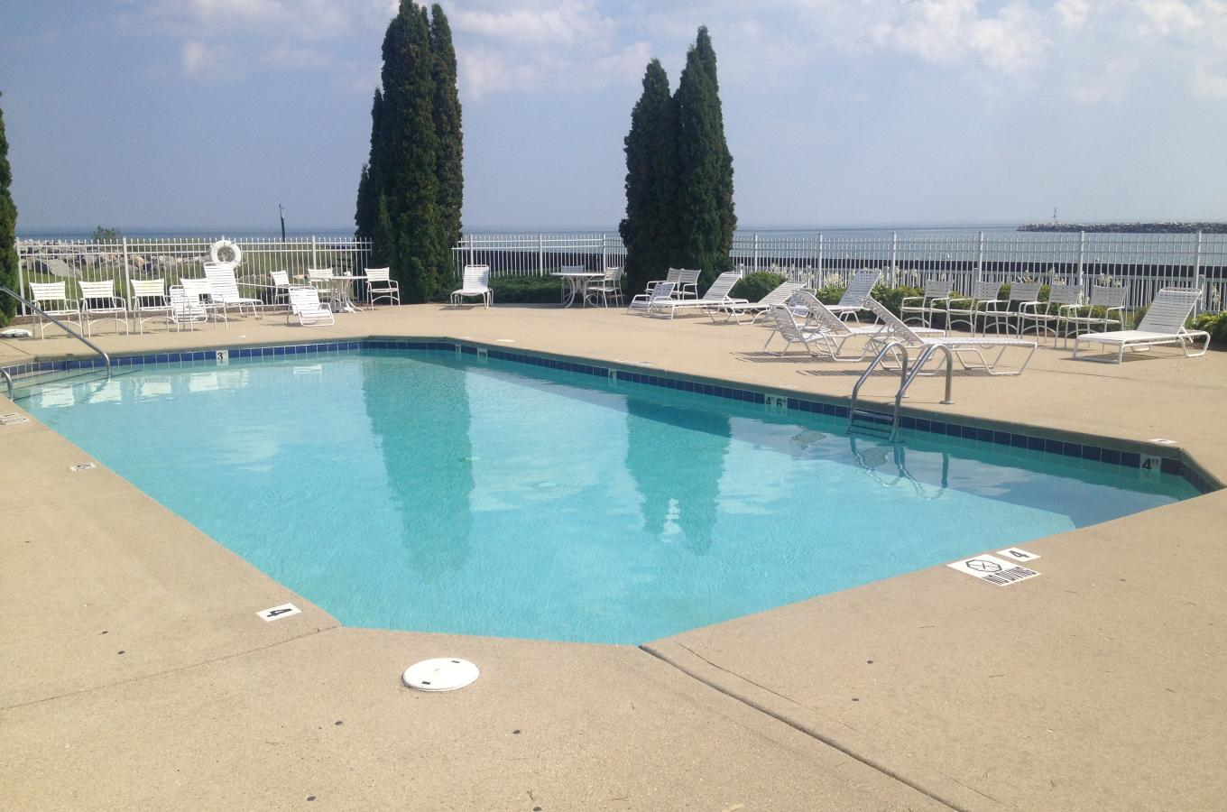 PHYC Heated Outdoor Pool
