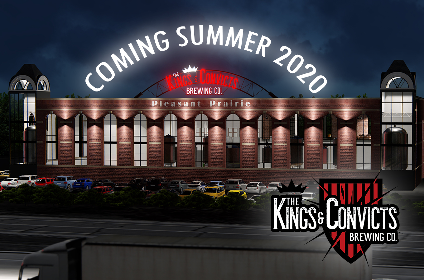 Kings & Convicts - Coming 2020