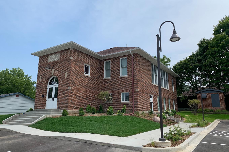 Historic Dublin School—Home of the Pleasant Prairie History Museum
