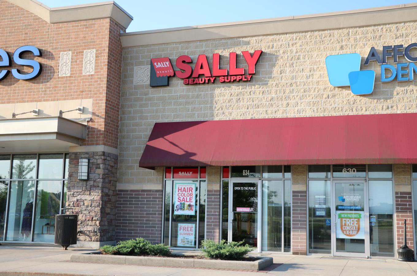 Sally Beauty Supply V Pic