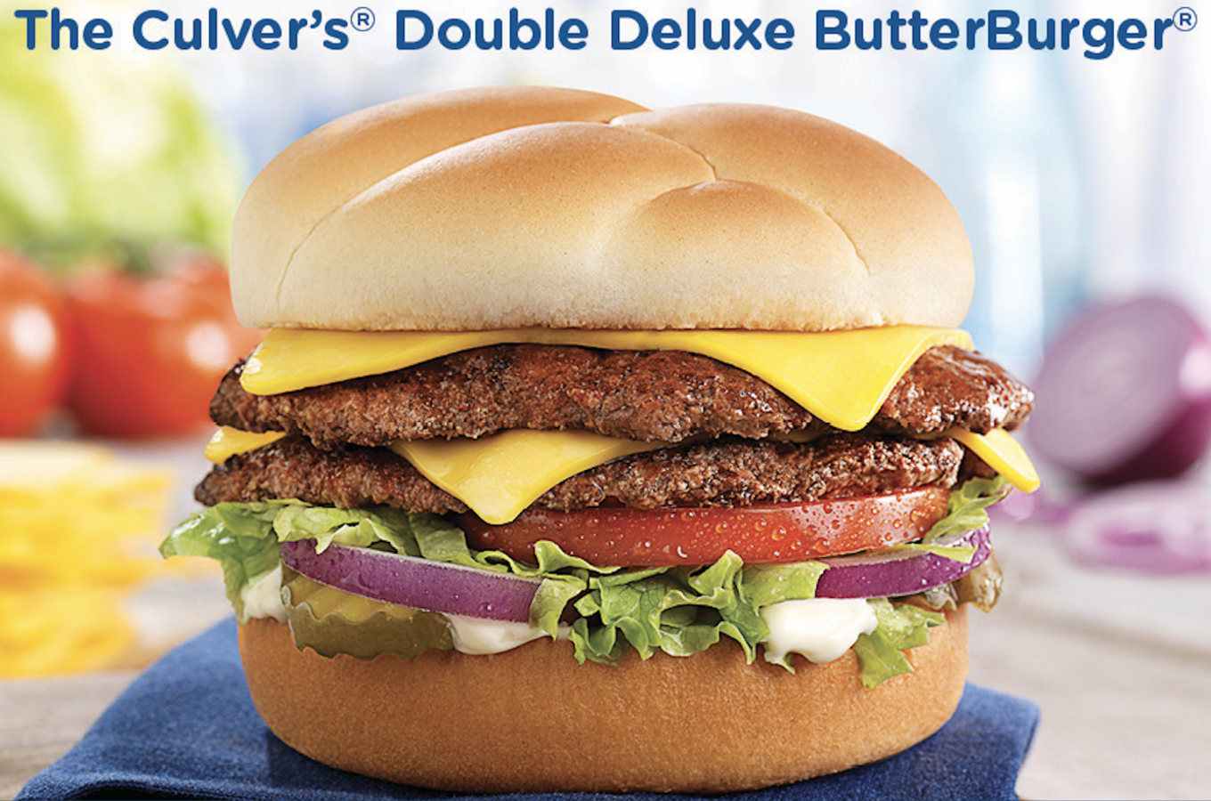 Double Deluxe ButterBurger