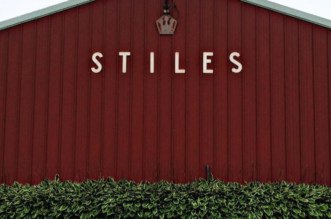 Stiles Barn Sign - Stiles FB page pic