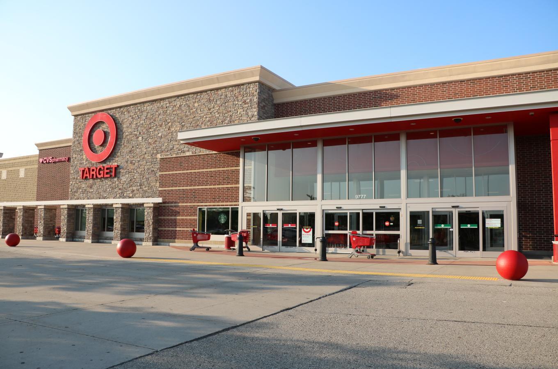 Target w CVS sign V Pic