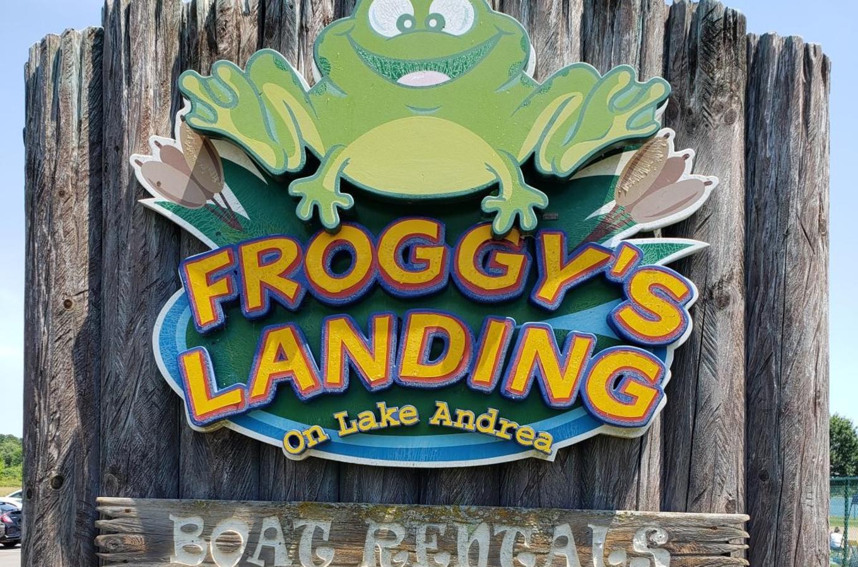 Froggy's Landing Boat Rentals