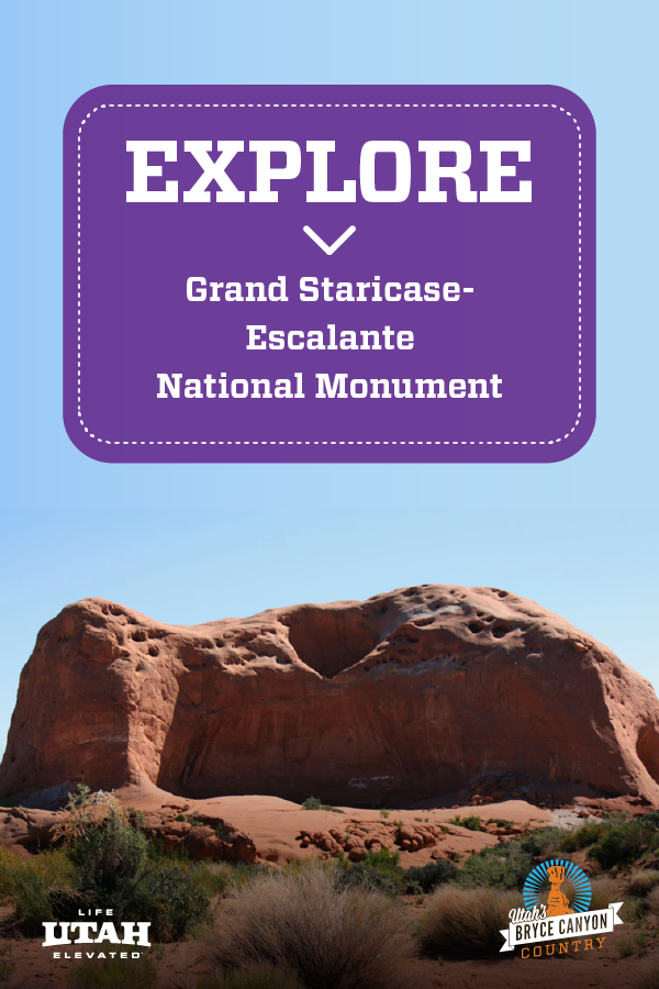 Fall is perfect for scenic drives and hiking adventures in Grand Staircase Escalante. You'll not only enjoy less crowds on your Utah vacation, but also cooler temperatures! Here's some ideas of family-friendly things to do on your next road trip in Utah.