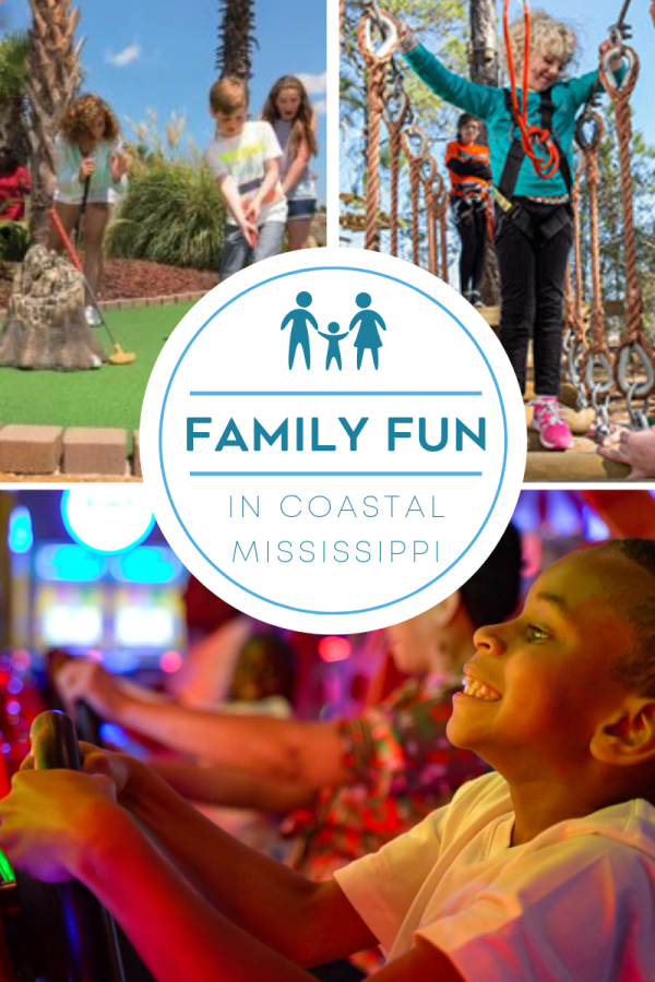 Family Fun in Coastal Mississippi