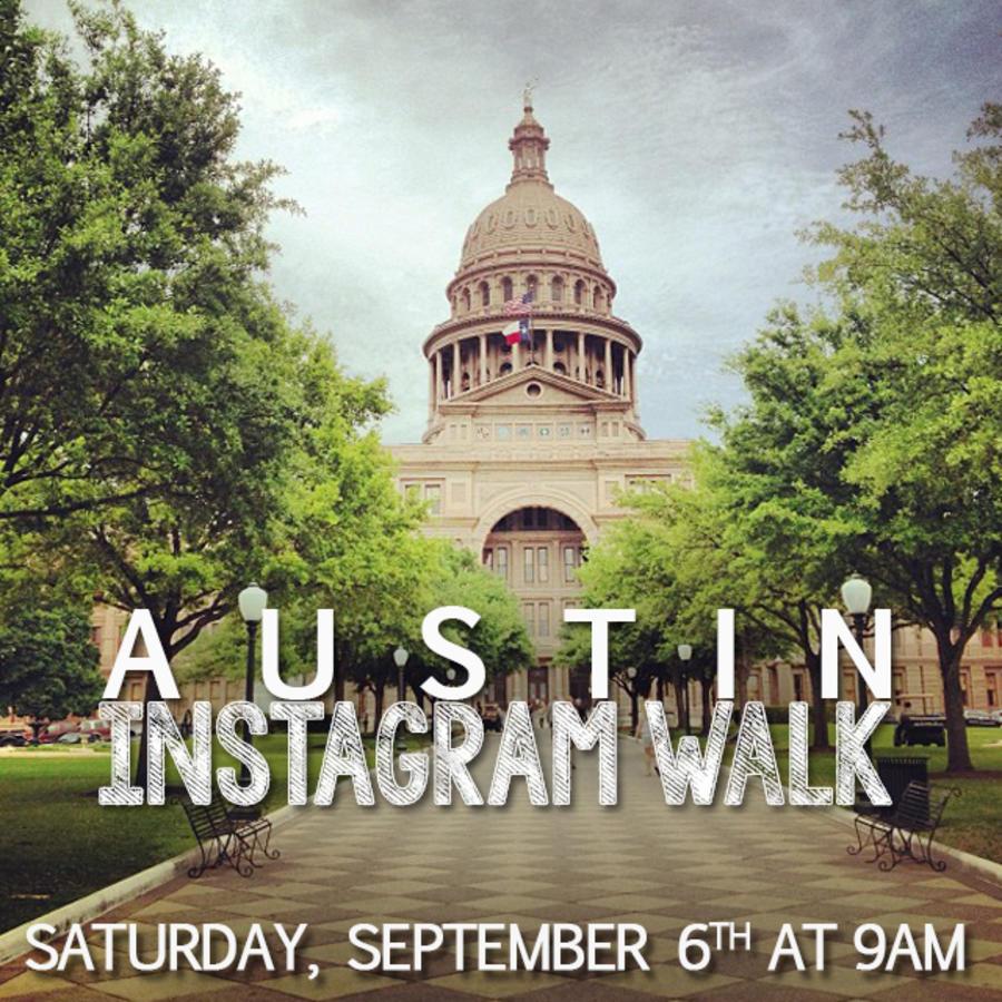 Austin Instagram Walk