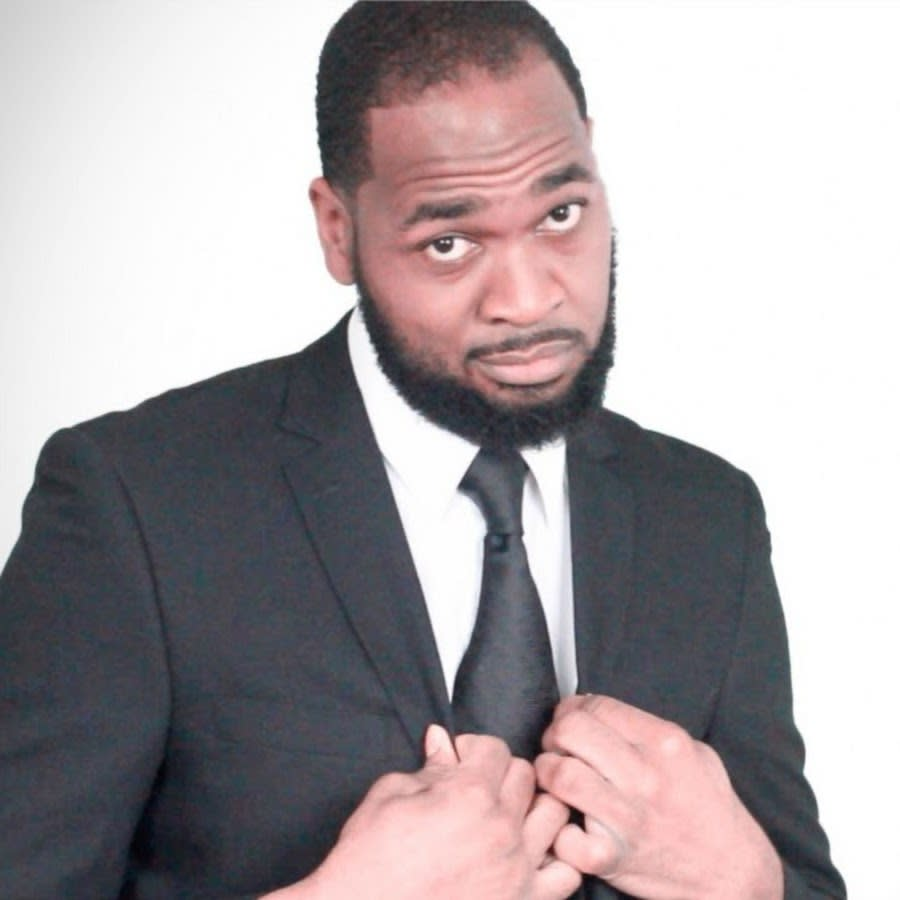 HTown Rush Contributor and Comedian, Chinedu Ogu