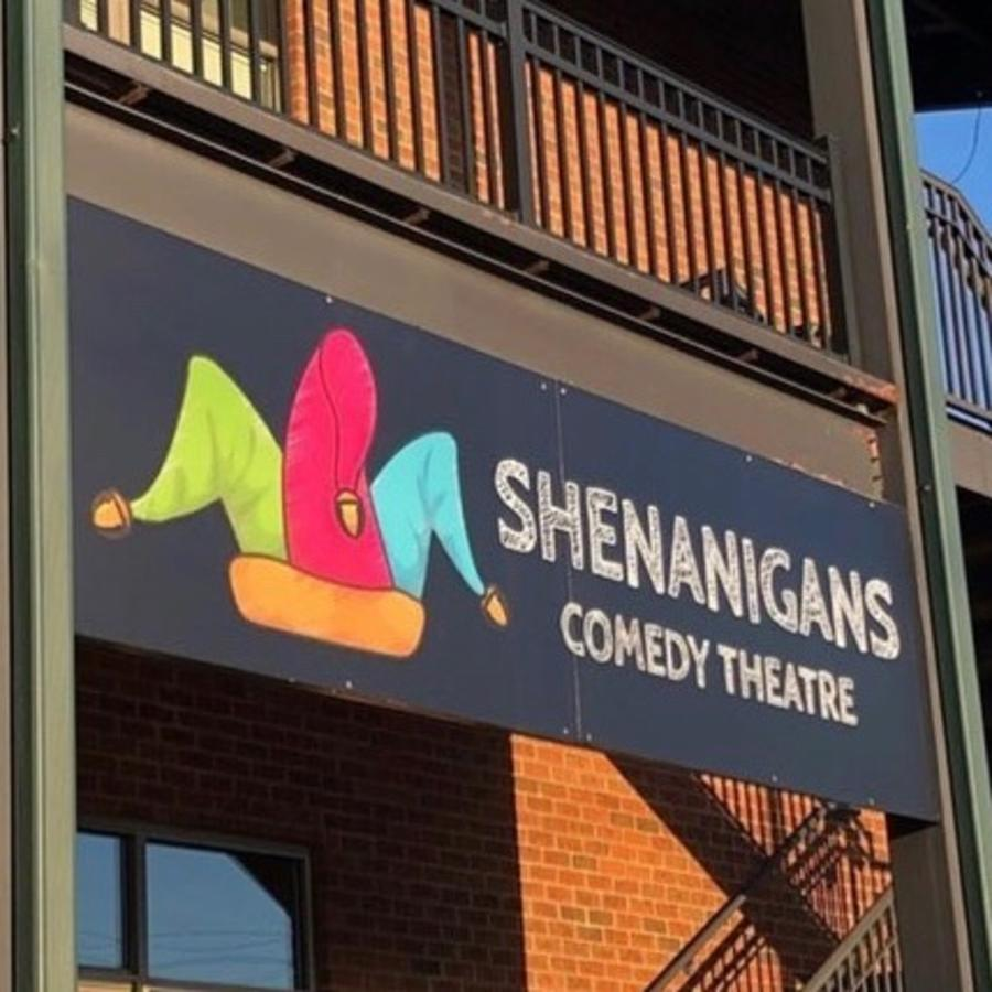 shenanigans comedy club