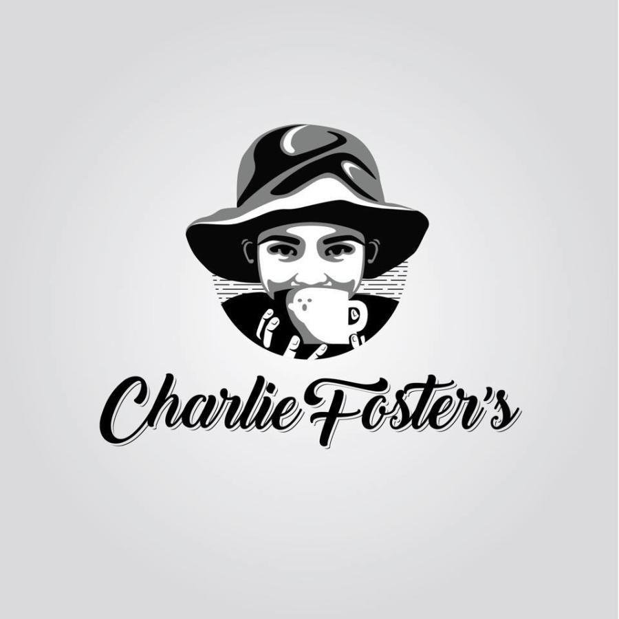 Charlie Foster's Coffee Logo