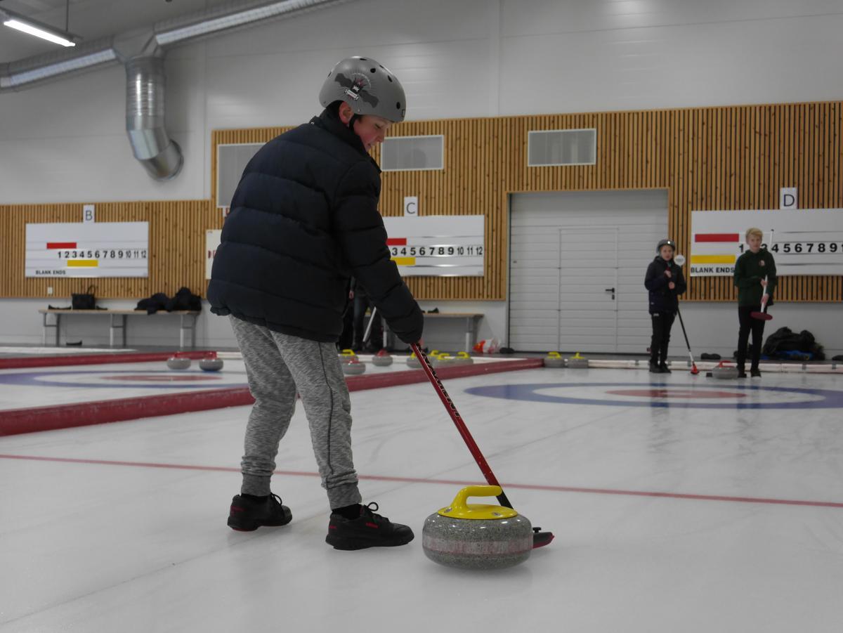 Curling, Idda Arena
