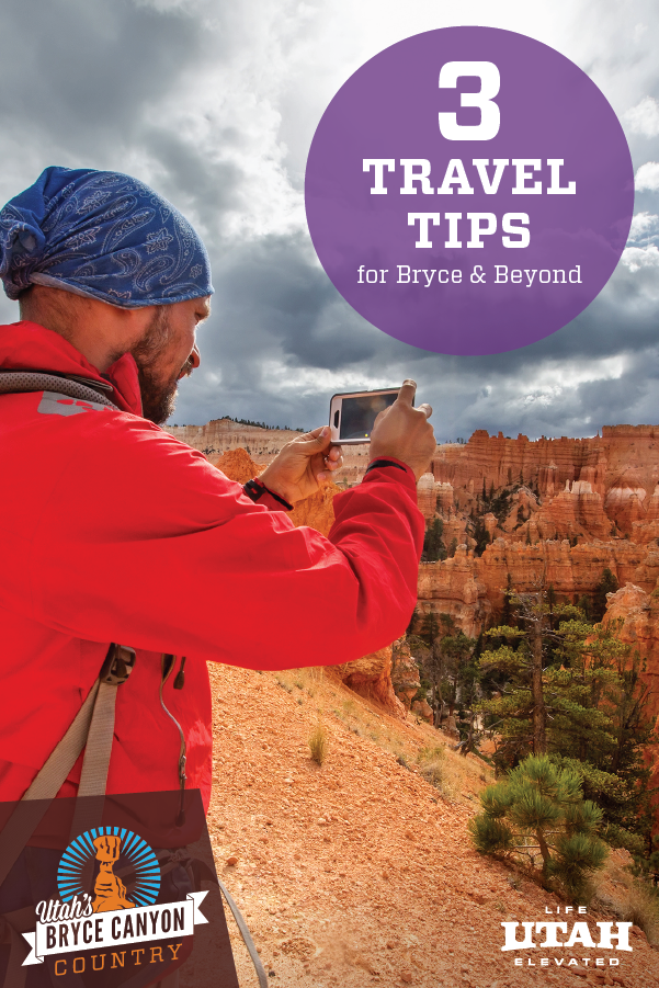 We all know Bryce Canyon National Park will be on many travelers' lists this year, but don't forget to stop by one of the other three state parks, one national forest and one national monument as well! See what else is in Bryce Canyon Country.