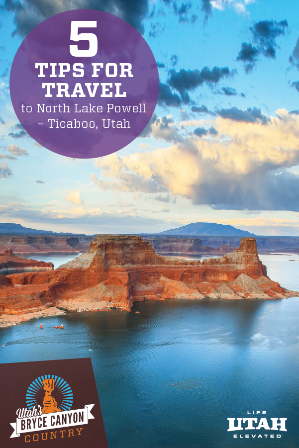 North Lake Powell has wonderful water adventures and hikes, but the small town of Ticaboo offers even more. With a place to stay and places to eat, we hope to see you on your next vacation!