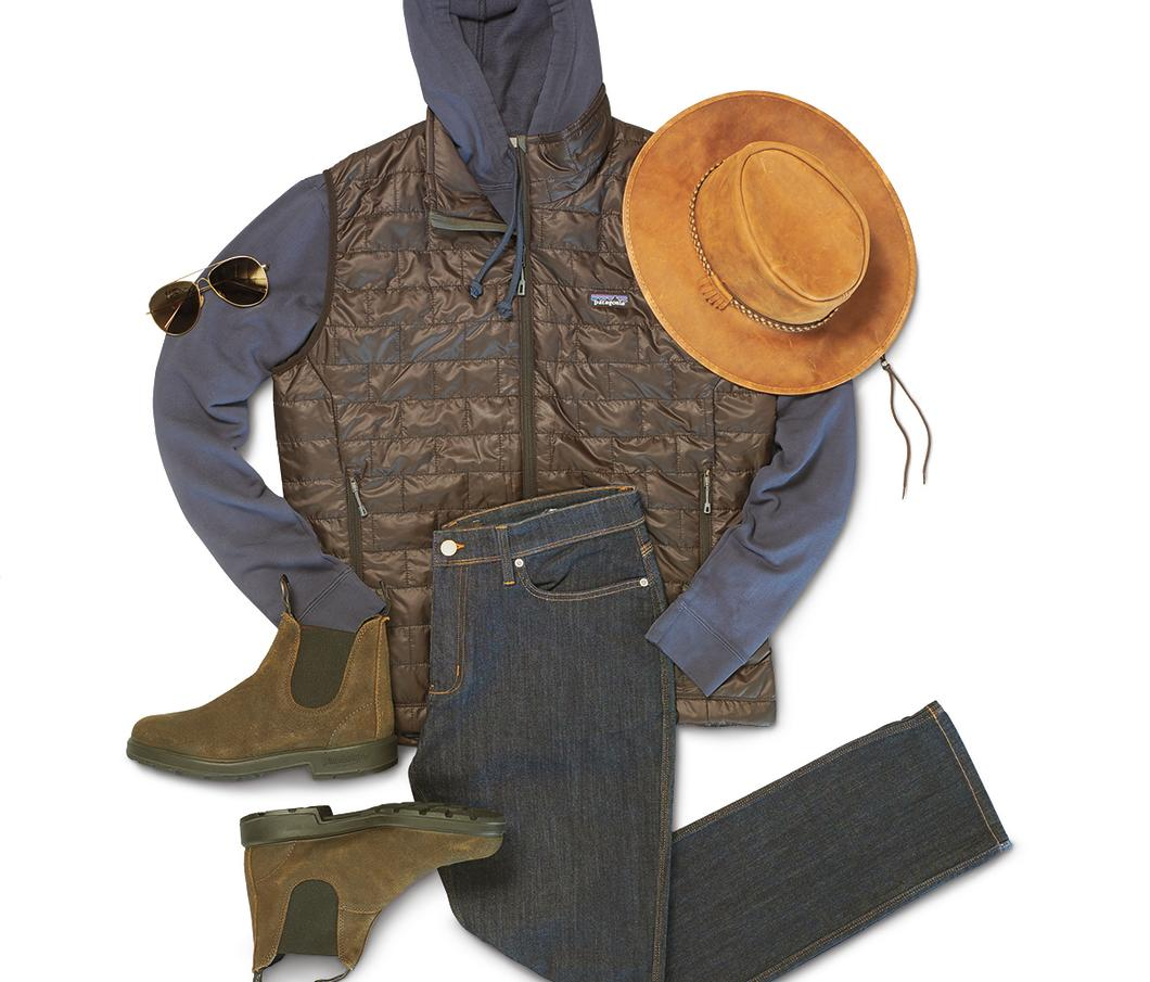 What to Pack for Winter Mens Outfit