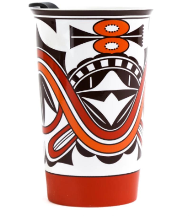 Pueblo Mug from Indian Pueblo Cultural Center
