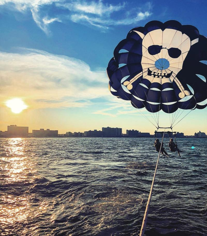 Pirate Parasail Tours
