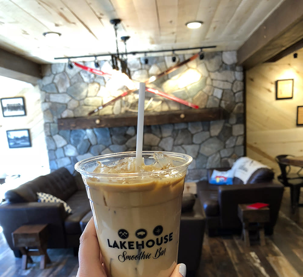 Lakehouse Iced Latte