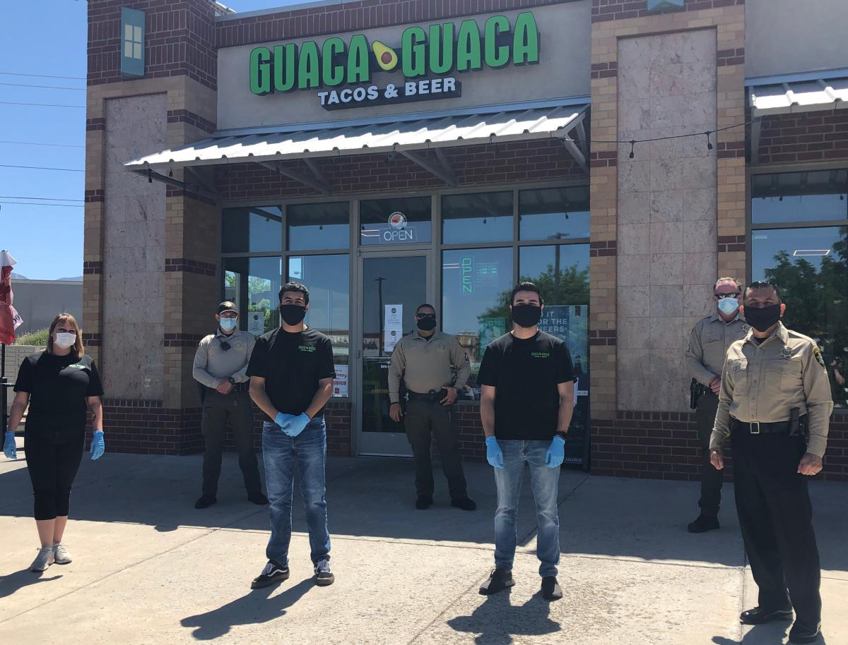 Guaca Guaca Partners with Bernalillo County Sheriff