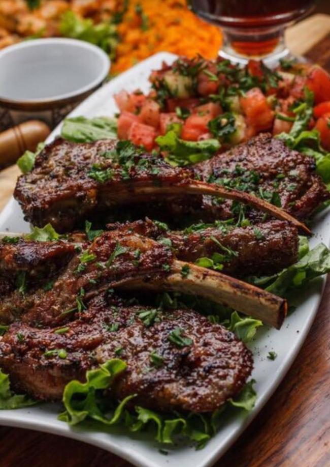 Mediterranean Food From Al Basha Mediterranean Grill