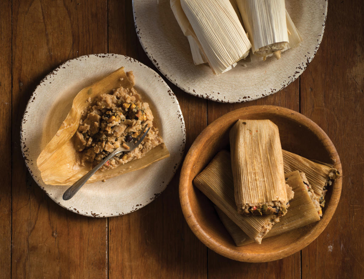Tamales from Posa's