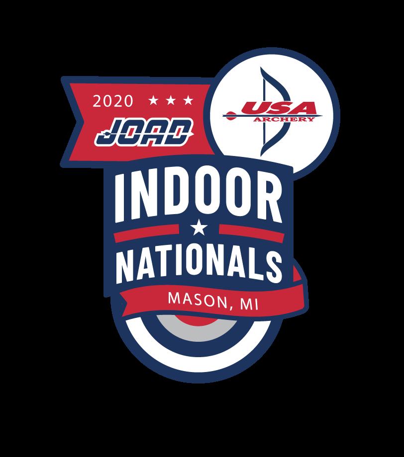 2020 JOAD Target Nationals Logo