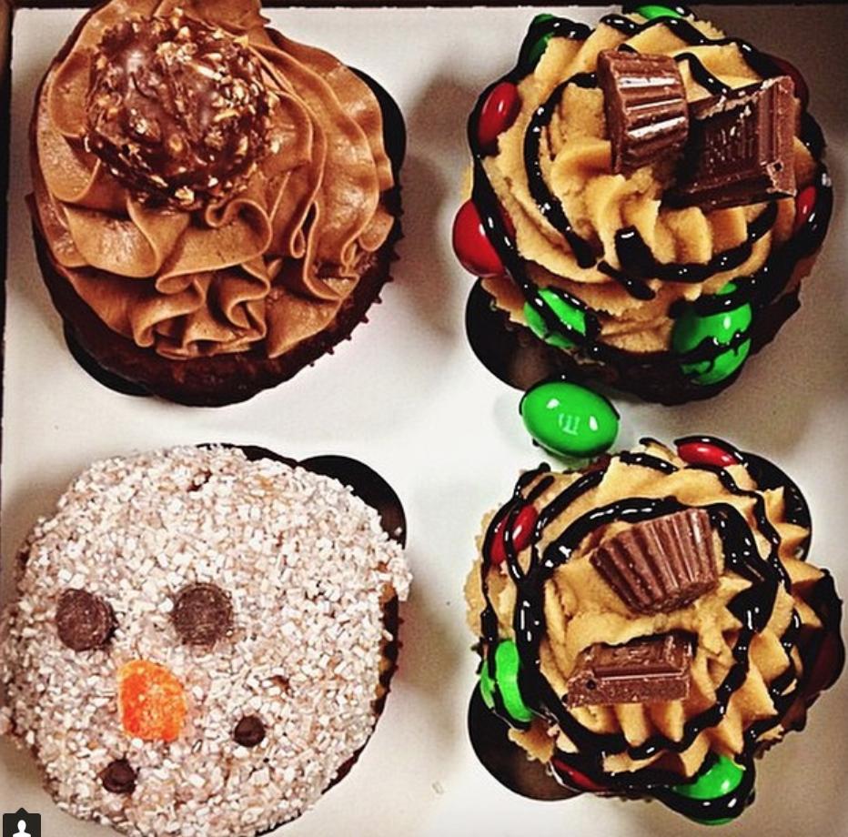 Doodles Cupcakes