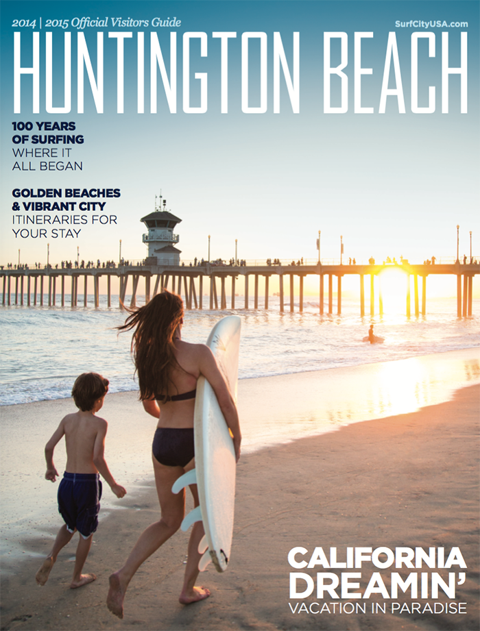 Huntington Beach Visitor Guide 2014