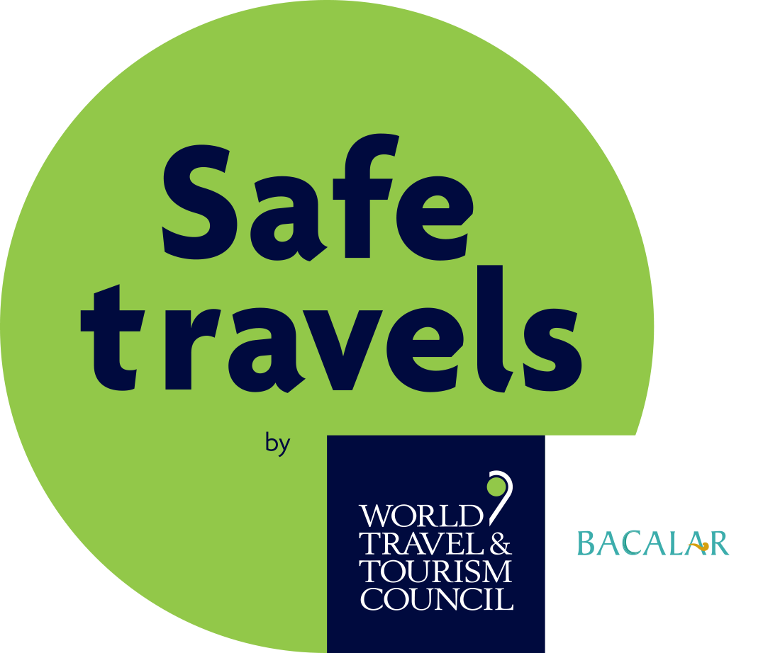 WTTC SafeTravels Stamp - Bacalar