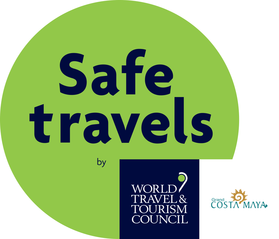WTTC SafeTravels Stamp - Grand Costa Maya