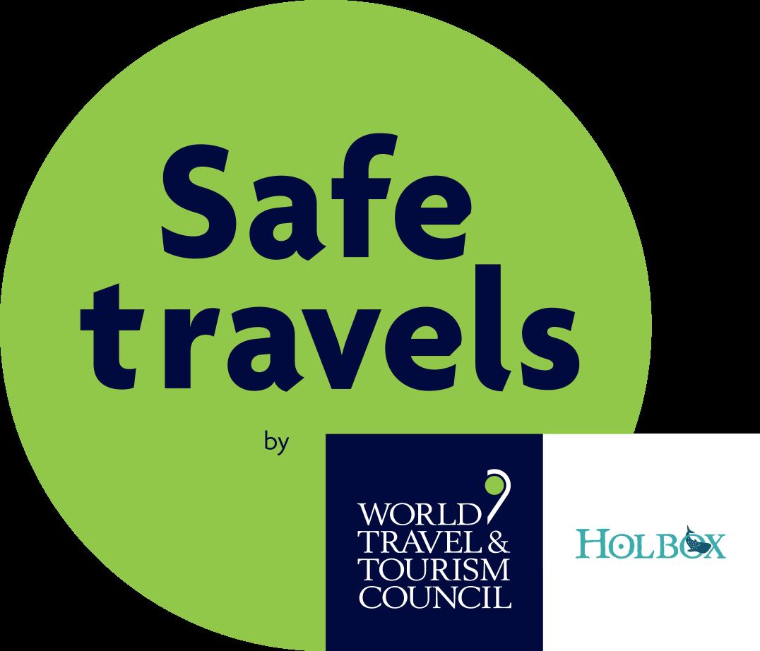 WTTC SafeTravels Stamp - Holbox