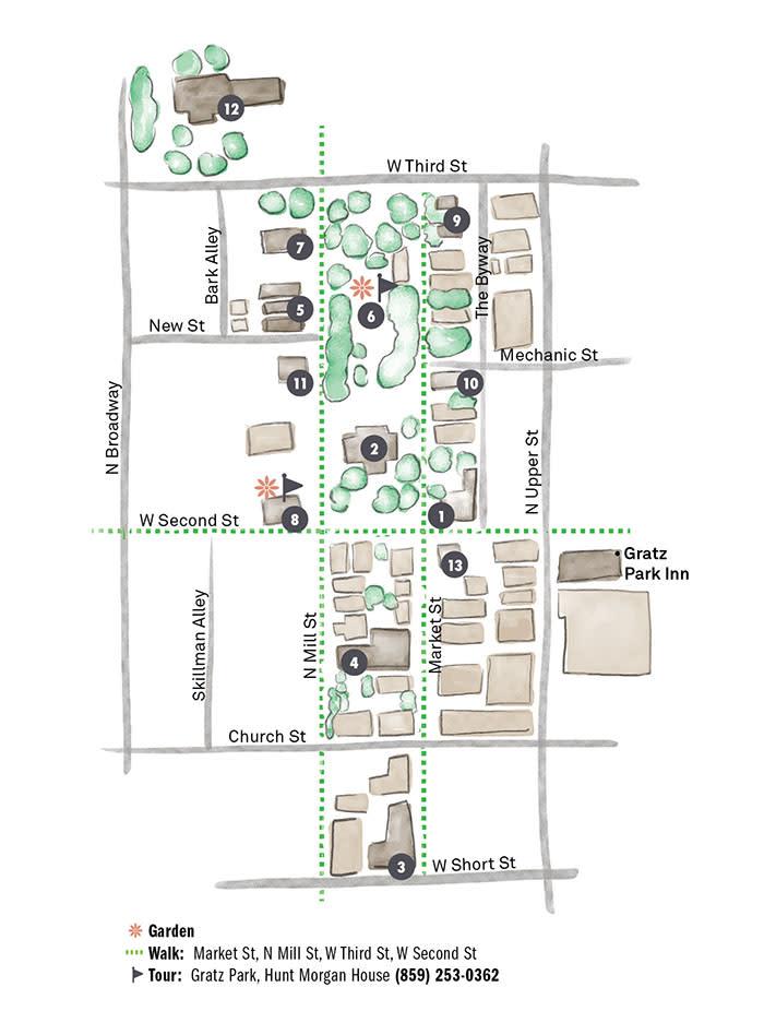 Gratz-Park-Map