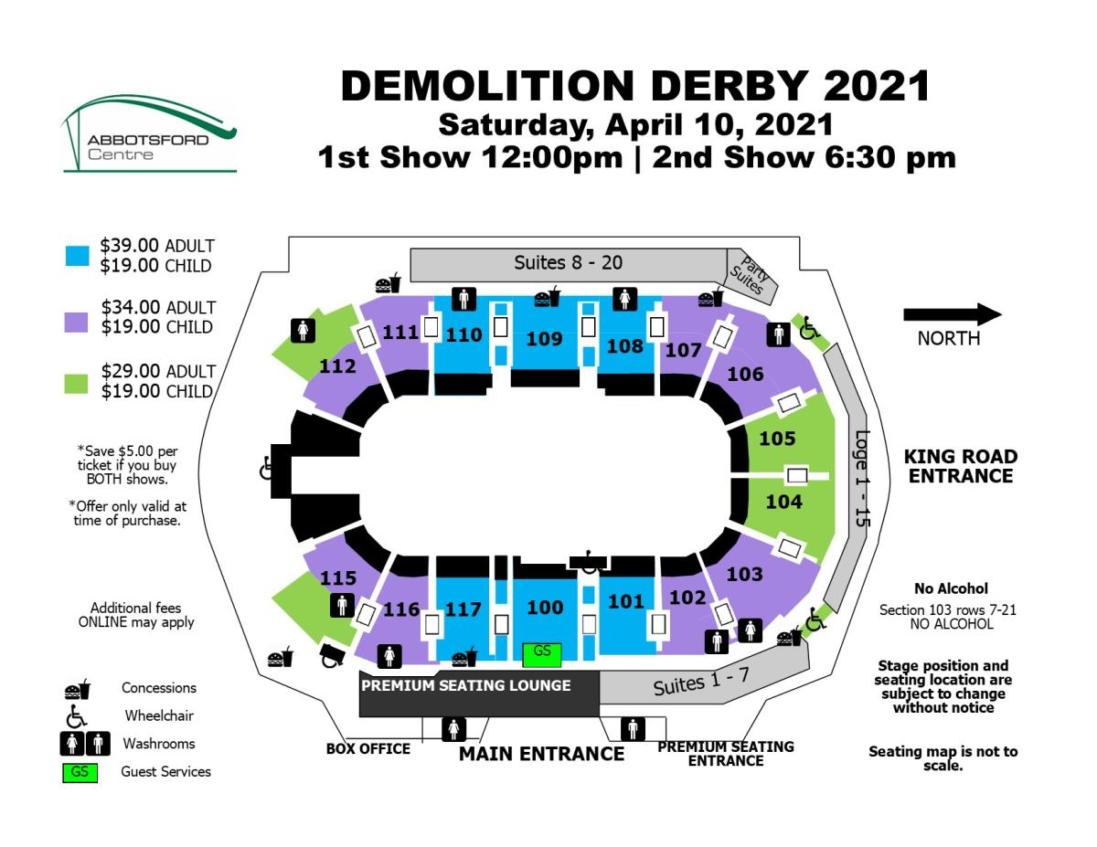 Demo Derby - New