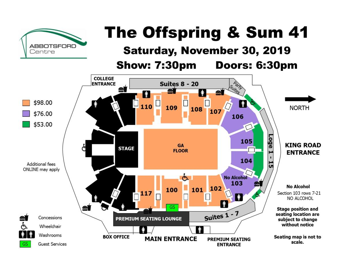 The Offspring 2019